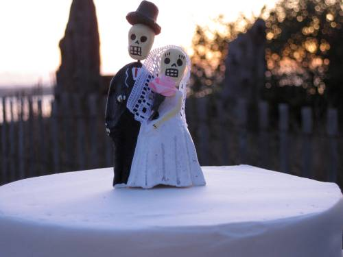 the happy (cake) couple